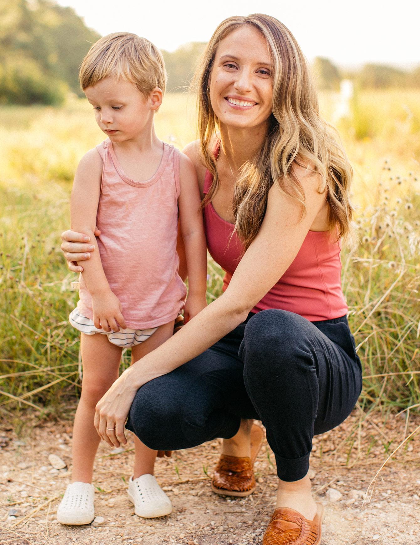 bakit allie lindenmuth ay nakatuon sa maternity activewear - thirdlove blog